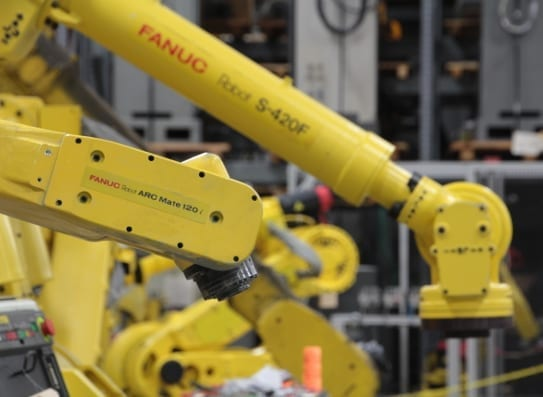 Learn more about Fanuc Robots