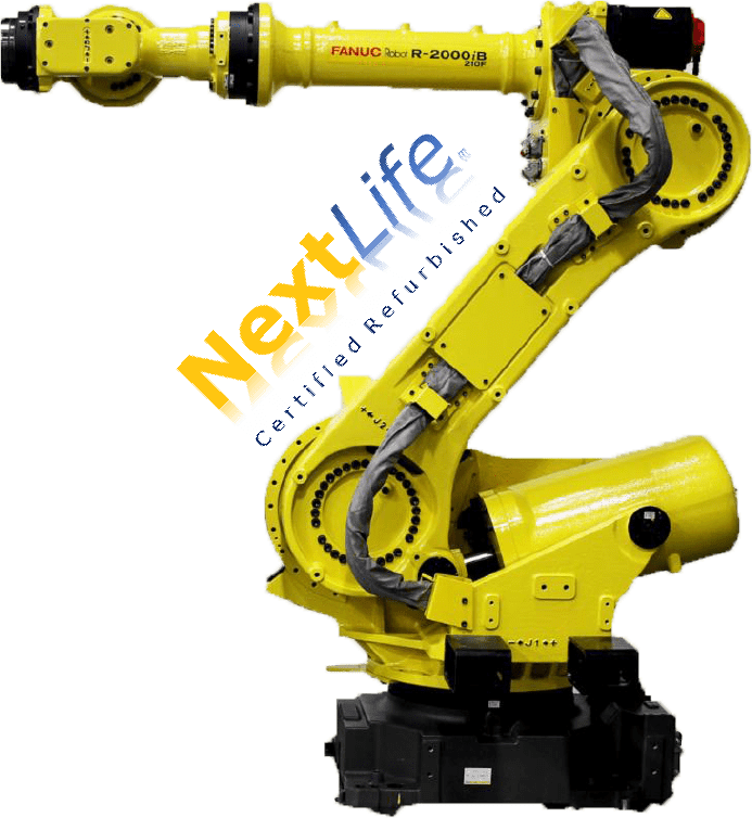 Used Fanuc industrial robot refurbished and for sale