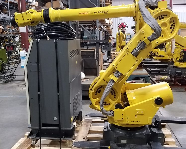 Fanuc R-2000iA/125L robot for sale