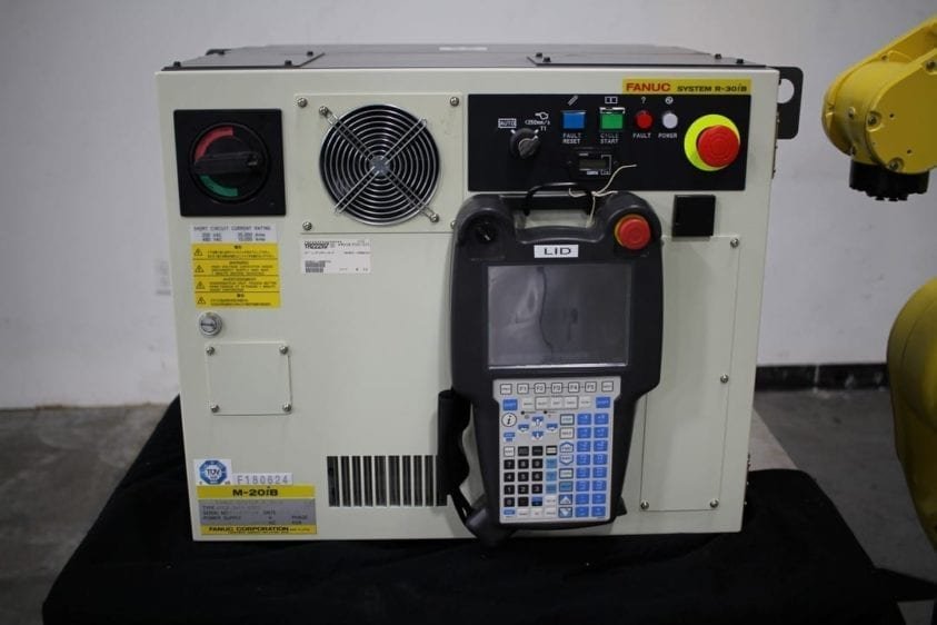 Fanuc M-20iB/25 R30iB Controller
