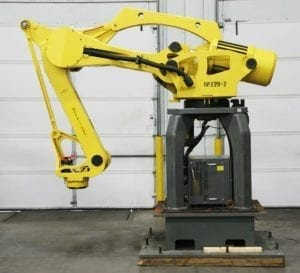 Fanuc-M-410iB/160 RJ3iB Robot