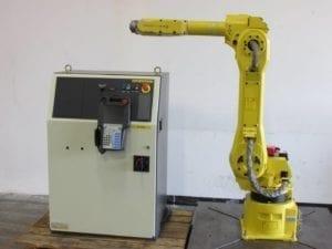 Fanuc M-16iB/20 R30iA Used Robot