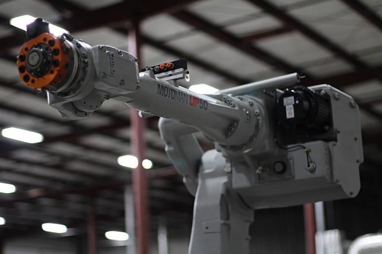 Used Motoman Robots for sale
