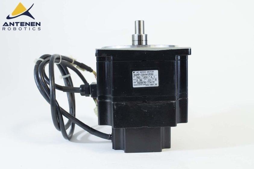 Motoman SGMP-08AWYR32 Motor Tested Warranty