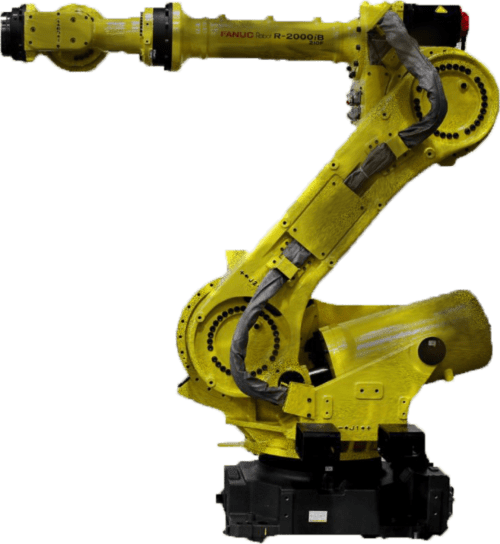 Used Fanuc R-2000iB robot for sale