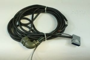 FANUC, CABLE, WELD I/O INTERFACE, A660-2003-T280-L8R203BH, RJ2, RJ3