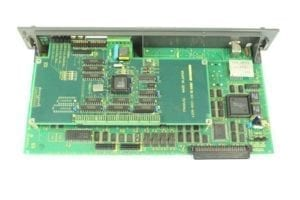 FANUC, CIRCUIT BOARD, A16B-2201-0891, REMOTE I/O GENIUS ETHERNET BOARD, RJ, RJ2