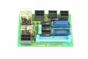 Fanuc, Emergency Switch Board, A20B-1006-0300, RJ2