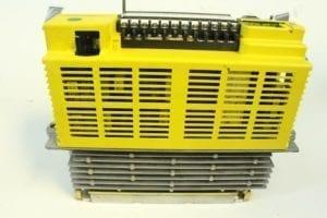 FANUC, SERVO AMP, A06B-6066-H006, RJ
