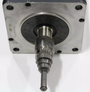 Fanuc, AC Servo Motor, S-420, A06B-0502-B751, RH