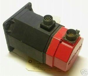 Fanuc, Servo Motor, S-10/S-400, A06B-0345-B231, RF/RH