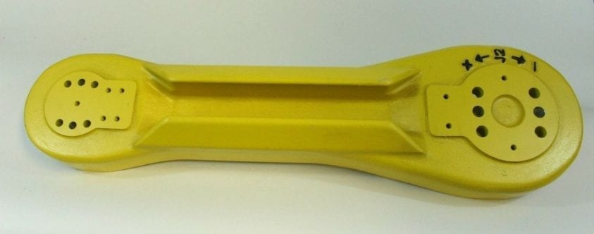 FANUC, CASTING ARM, Jt. 2, ARCMATE 100i/M6i, A290-7210-X302, RJ2
