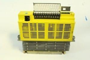 FANUC, SERVO AMP, A06B-6066-H233, RJ