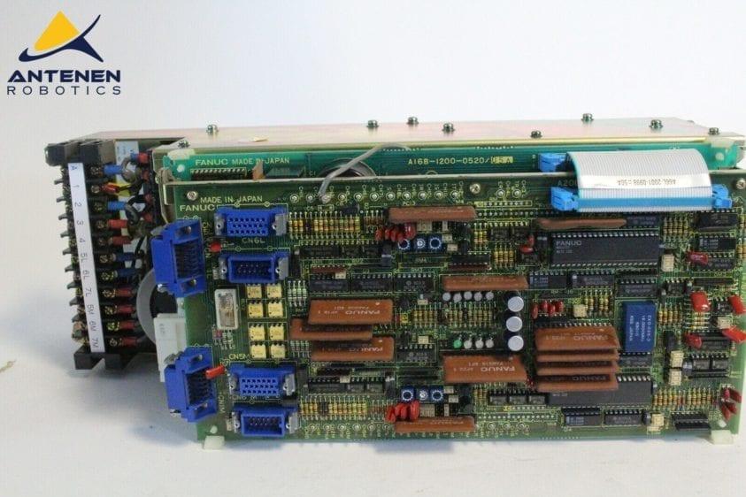 FANUC, Velocity Control Unit RH, A06B-6050-H204