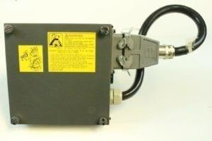 FANUC, BRAKE BOX RELEASE UNIT, S-900iAW, A05B-2351-C209, RJ3