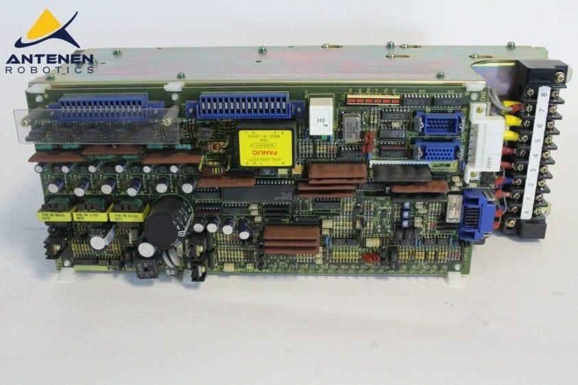 Fanuc, VCU, A06B-6050-H102, RC, RF