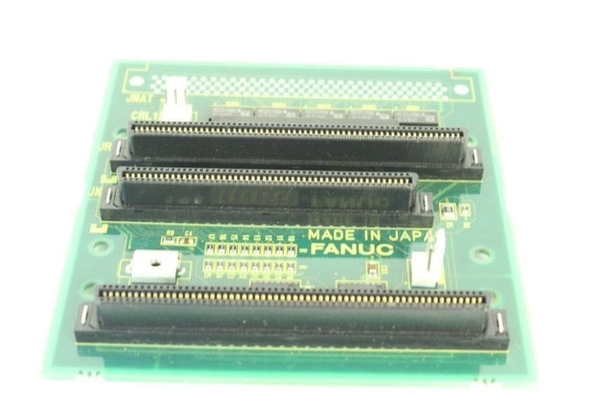 FANUC, CIRCUIT BOARD, A20B-2001-0860, BACKPLANE B 2-SLOT, RJ2