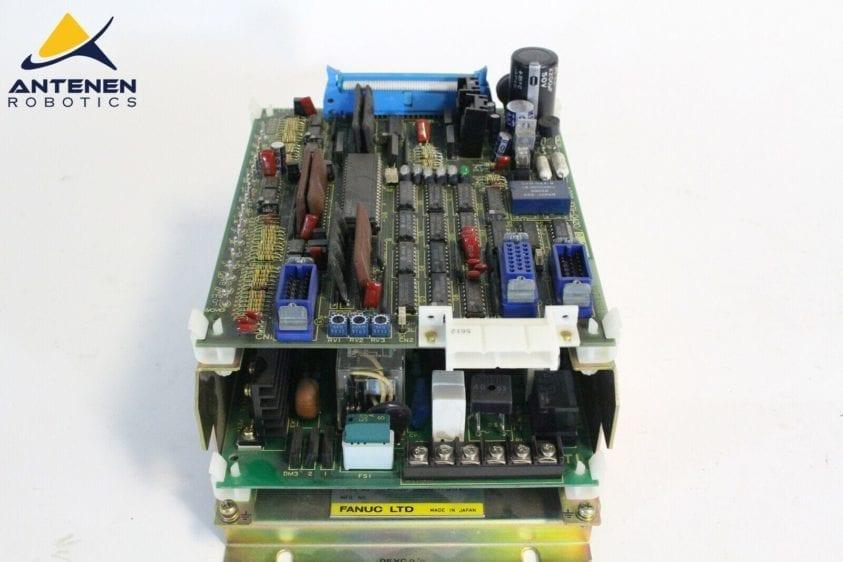 FANUC, Velocity Control Unit RF, A06B-6050-H301