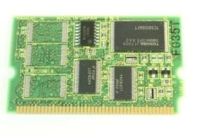FANUC, 16 mb FROM-1mb SRAM BOARD, A20B-3900-0160, RJ3iB
