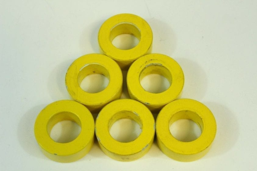 FANUC, SPACERS, SLIT HALVES, Jt.1, ArcMate 100i, A290-7210-X254, RJ3, Warranty