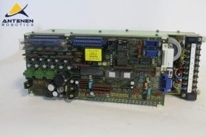 Fanuc, Velocity Control Unit, A06B-6050-H002, RC, RF