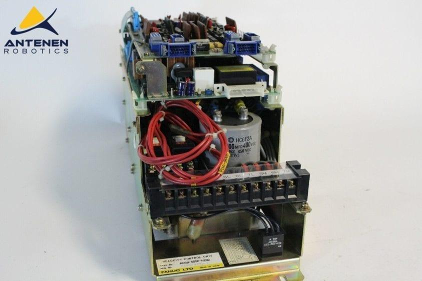 FANUC, Velocity Control Unit RF/RG, A06B-6050-H202