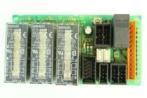 FANUC, BOARD, PC RELAY, A20B-1007-0540, RJ3iB